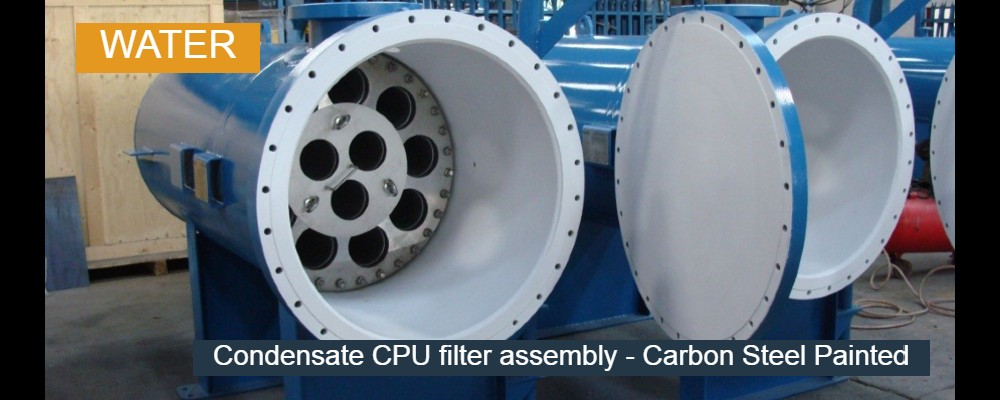 Condensate CPU Filter Assembly - Water