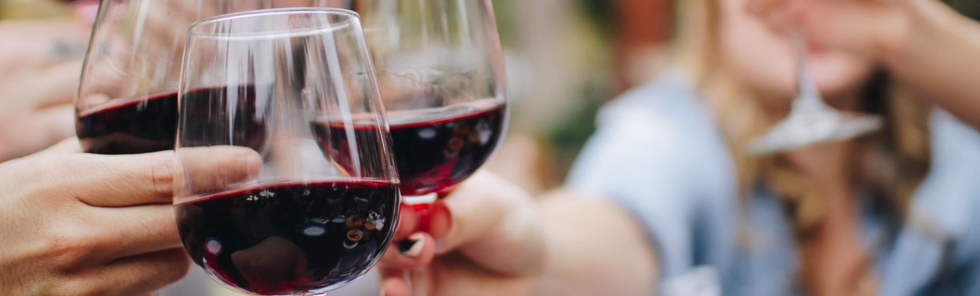 Sie stellen eine vereinzelte Verunreinigung Ihres Wein fest?